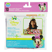 Neat Solutions Minnie Mouse Disposable Table Top Placemats