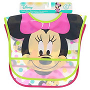 Neat Solutions Minnie Peva Toddler Bibs