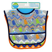 Neat Solutions Rhino Toddler Bibs 2 pk