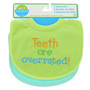 Neat Solutions Teeth are Overrated Bib
