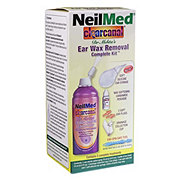 NeilMed Clear Canal Earwax Removal Kit