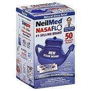 NeilMed NasaFlo Neti-Pot Nasal Rinse