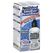 NeilMed SinuFlo ReadyRinse Premixed Nasal Wash