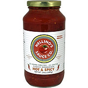 Nellos Pasta Sauce Hot Pepper