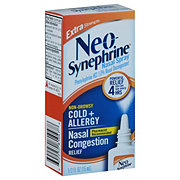 Neo Synephrine Cold And Sinus Extra Strength Nasal Spray Non-Drowsy