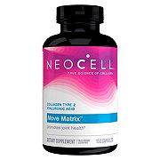 Neocell Move Matrix Advanced Joint Hydrator Capsules
