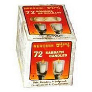 Neronim Sabbath Candle 4 Hour