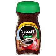 Nescafe Clasico Pure Decaf Dark Roast Instant Coffee