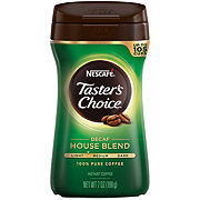 Nescafe Taster's Choice Gourmet Decaf Light-Medium Instant Coffee