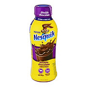 Nesquik Low Fat Double Chocolate Milk