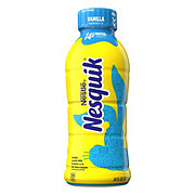 Nesquik Low Fat Vanilla Milk