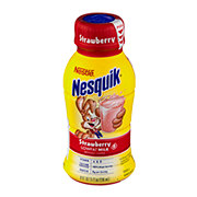 Nesquik Strawberry Lowfat Milk