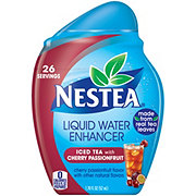 Nestea Iced Tea Cherry Passionfruit Liquid Water Enhancer