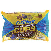 Nestle Butterfinger Peanut Butter Cups Wrapped Minis