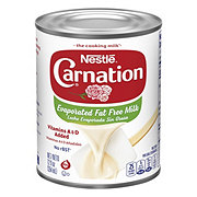 Nestle Carnation Fat Free Evaporated Milk