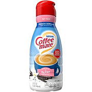 Nestle Coffee-Mate Fat Free French Vanilla Coffee Creamer