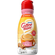 Nestle Coffee-Mate Fat Free Hazelnut Liquid Coffee Creamer