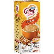 Nestle Coffee-Mate Hazelnut Liquid Coffee Creamer Singles