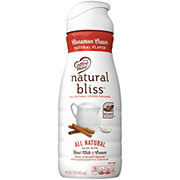 Nestle Coffee-Mate Natural Bliss Cinnamon Cream Coffee Creamer