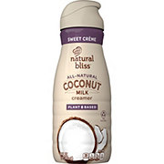 Nestle Coffee-Mate Natural Bliss Sweet Creme Coconut Milk Creamer