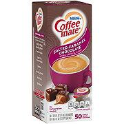 Nestle Coffee-Mate Salted Caramel Chocolate Liquid Coffee Creamer Singles