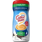 Nestle Coffee-Mate Sugar Free French Vanilla Powdered Coffee Creamer