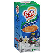 Nestle Coffee-Mate Sugar Free French Vanilla Single Serve Coffee Creamer