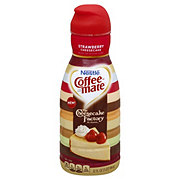 Nestle Coffee-Mate The Cheesecake Factory At Home Strawberry Cheesecake Coffee Creamer