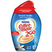 Nestle Coffee-Mate To Go French Vanilla Creamer