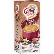 Nestle Coffee-Mate Vanilla Caramel Liquid Coffee Creamer Singles