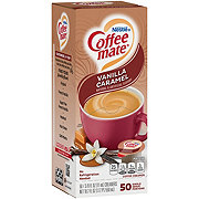 Nestle Coffee-Mate Vanilla Caramel Single Serve Creamer