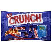 Nestle Crunch Fun Size Creamy Milk Chocolate With Crisped Rice