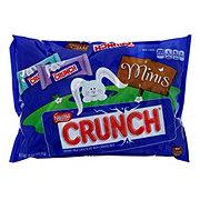 Nestle Crunch Minis Milk Chocolate Crispy Candy Bars, Easter Bag