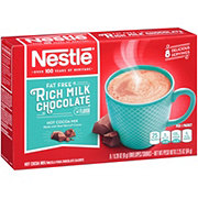 Nestle Fat Free Rich Milk Chocolate  Hot Cocoa Mix