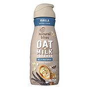 Nestle Natural Bliss Vanilla Oat Milk Liquid Coffee Creamer