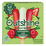 Nestle Outshine Assorted Fruit Bars