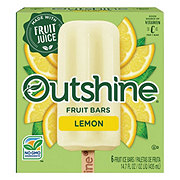 Nestle Outshine Lemon Fruit Bars