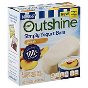 Nestle Outshine Simply Yogurt Bars, Peach