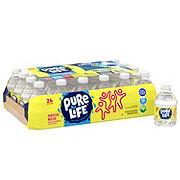 Nestle Pure Life Purified Water 8 oz Bottles