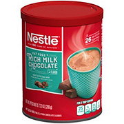 Nestle Rich Milk Chocolate Flavor Fat Free Hot Cocoa Mix