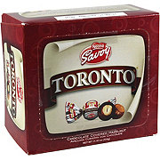 Nestle Savoy Toronto Chocolate Covered Hazelnut