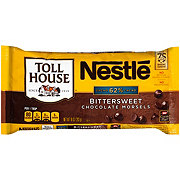 Nestle Toll House Bittersweet Chocolate Morsels 62% Cacao