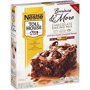 Nestle Toll House Brownies & More Baking Mix