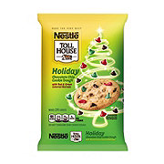 Nestle Toll House Christmas Swirled Chocolate Chip Cookie Dough