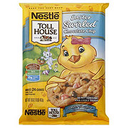 Nestle Toll House Easter Swirled Chocolate Chip Cookie Dough
