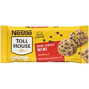 Nestle Toll House Mini Semi-Sweet Chocolate Morsels