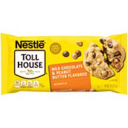Nestle Toll House Peanut Butter and Milk Chocolate Morsels