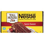 Nestle Toll House Semi-Sweet Baking Chocolate Bar