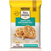 Nestle Toll House Ultimates Cookie Dough, White Chip Macadamia Nut