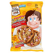 Nestle Toll House Valentine Swirled Chocolate Chip Cookies